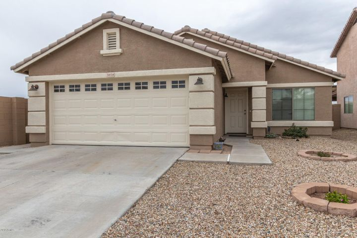 3078 S 258TH Avenue, Buckeye, AZ 85326