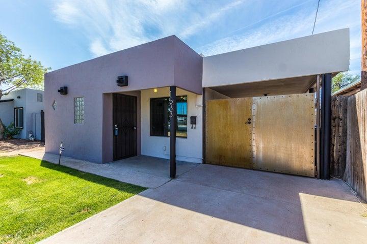 1533 E Sheridan Street, Phoenix, AZ 85006