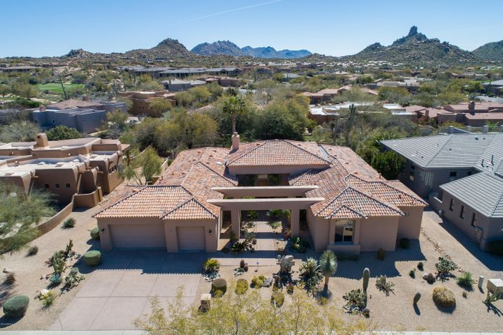 9897 E Quarry Trail, Scottsdale, AZ 85262