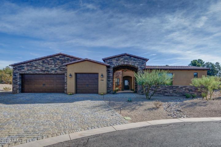 7792 E Verde Vista Trail, Carefree, AZ 85377