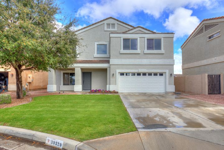 Welcome Home! This idyllic home in Pecan Creek is just what you've been waiting for! Located on an oversized cul-de-sac lot, the exterior of this home was recently repainted.