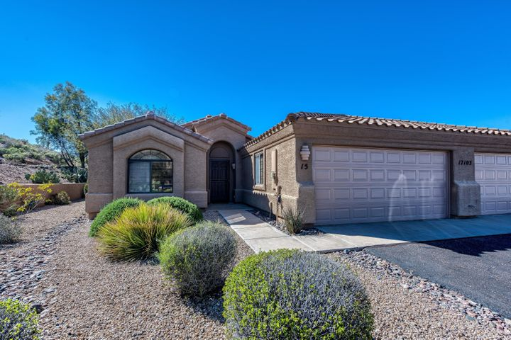 Lovely curb appeal! Brand new Security Screen door! 2-car garage with direct entry to home!