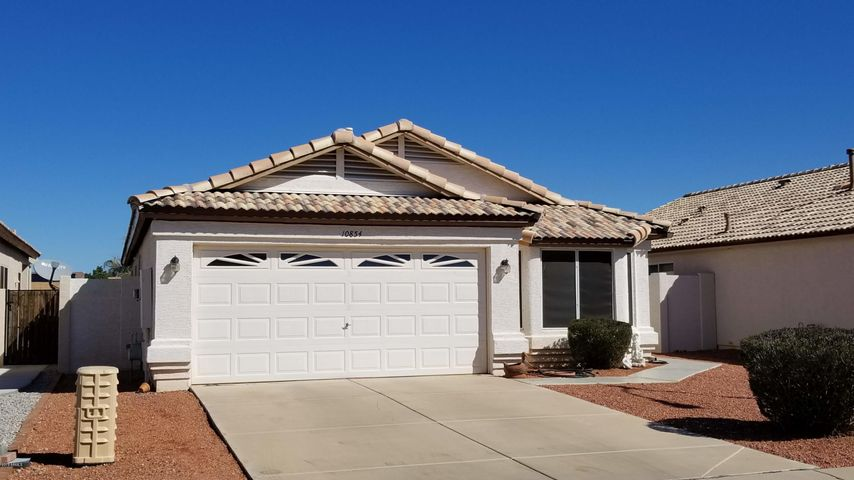 10854 W BEAUBIEN Drive, Sun City, AZ 85373