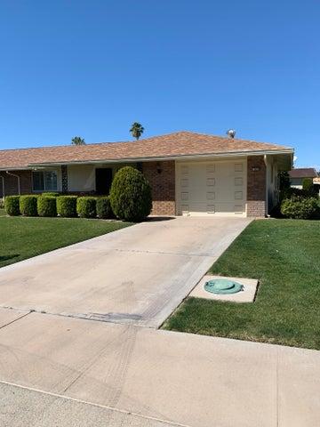 9818 W OAK RIDGE Drive, Sun City, AZ 85351