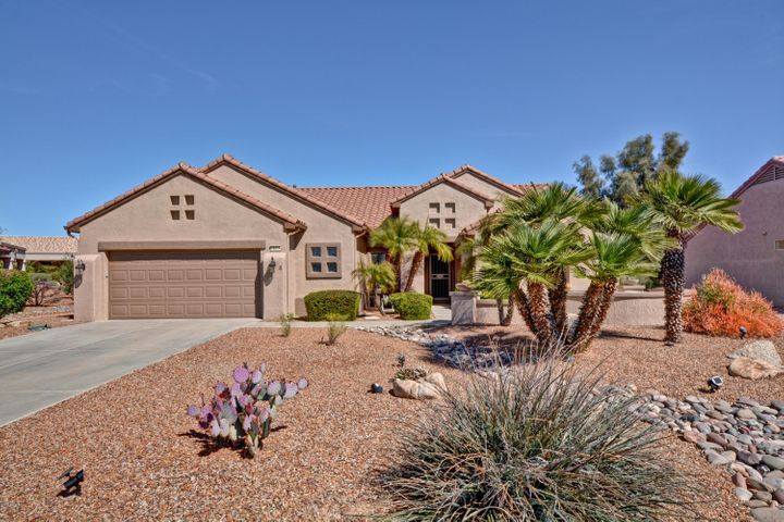 3BR Stonecrest model in Sun City Grand's Resort Community for ages 45 and greater
