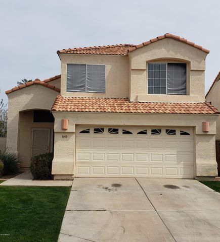 645 S BALBOA, Mesa, AZ 85206