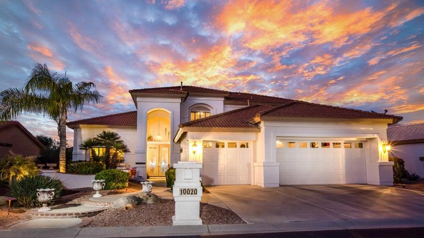 10020 E CEDAR WAXWING Drive, Sun Lakes, AZ 85248
