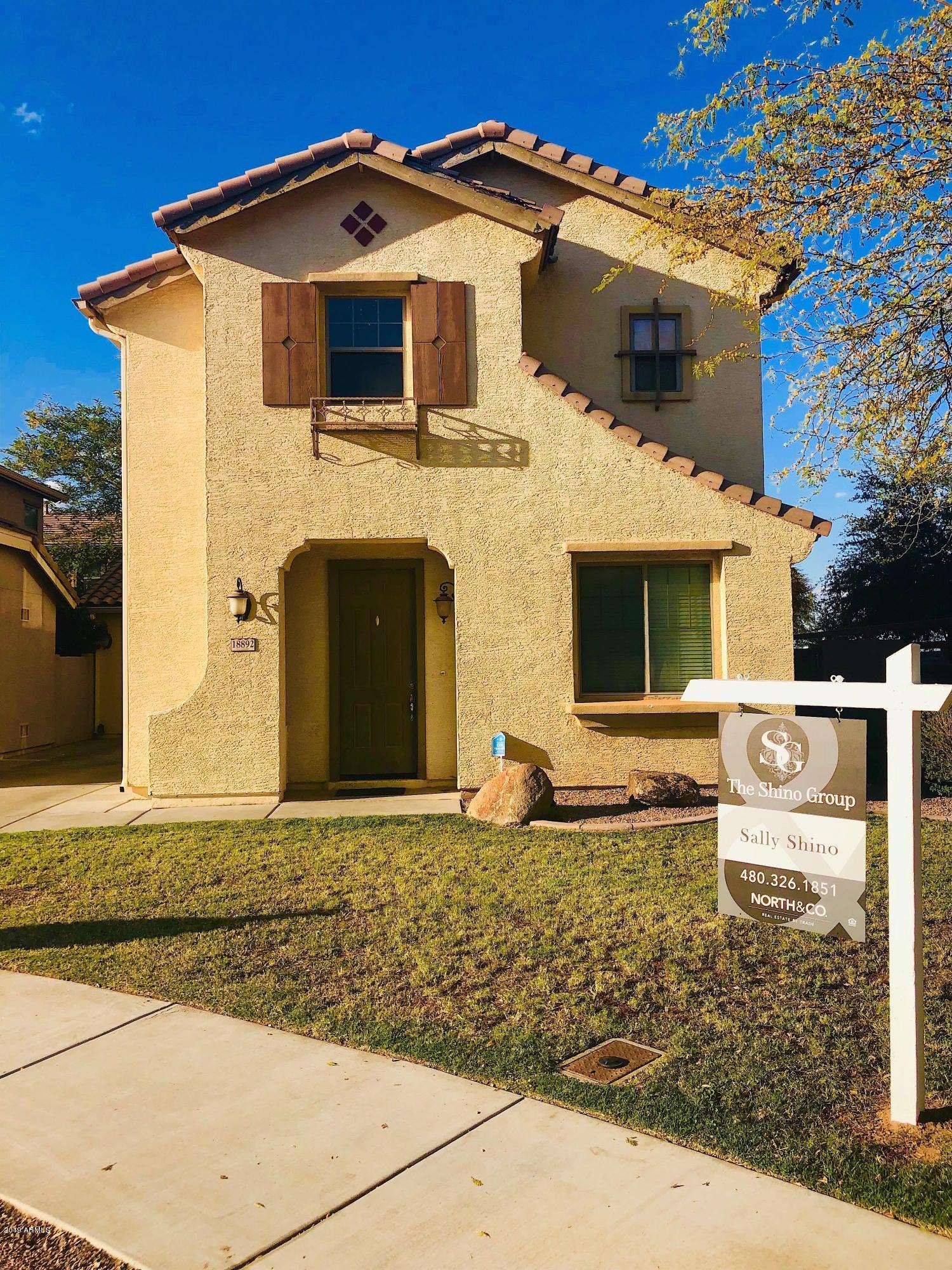 18892 E SEAGULL Drive, Queen Creek, AZ 85142
