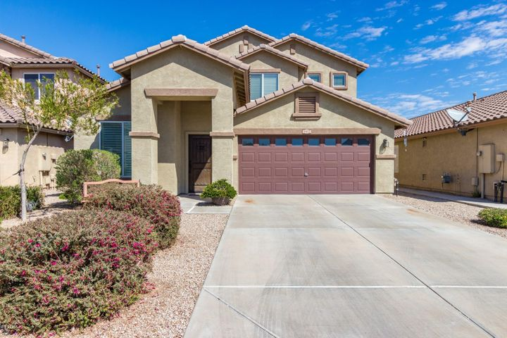 44172 W MCCLELLAND Drive, Maricopa, AZ 85138