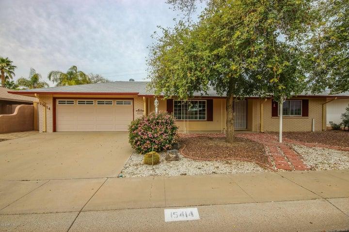 15414 N 111TH Avenue, Sun City, AZ 85351