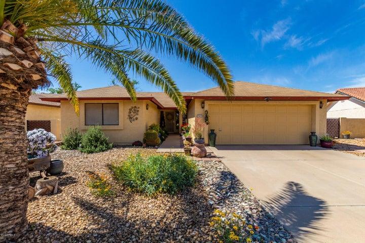 26426 S HOGAN Drive, Sun Lakes, AZ 85248