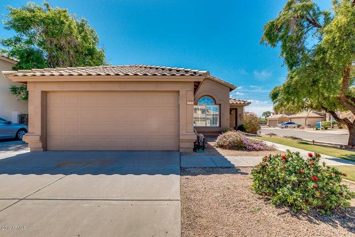 7469 W CREST Lane, Glendale, AZ 85310