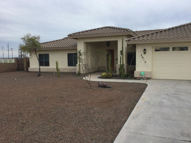 2915 S 195TH Lane, Buckeye, AZ 85326