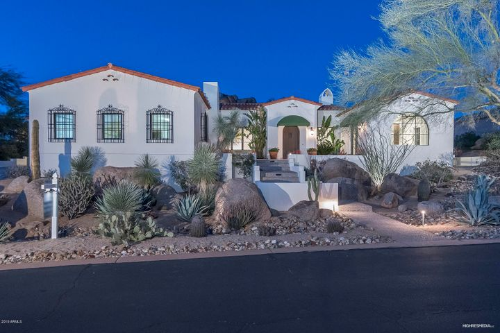 11404 E DESERT TROON Lane, Scottsdale, AZ 85255