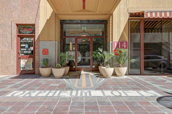Welcome to Orpheum Lofts in the heart of downtown Phoenix!