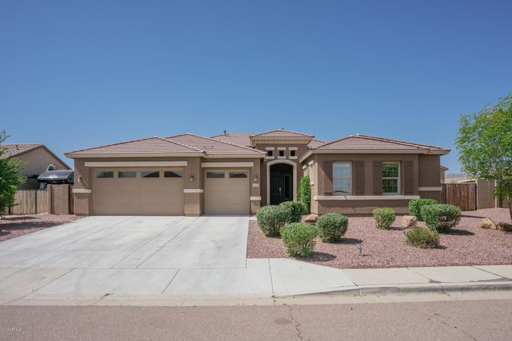 5526 N 184TH Lane, Litchfield Park, AZ 85340