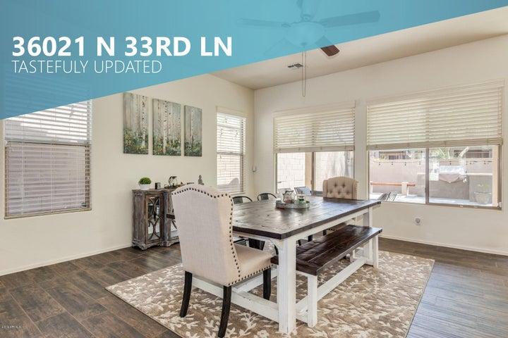 36021 N 33RD Lane, Phoenix, AZ 85086