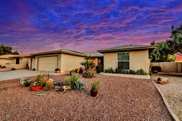 26673 S HOWARD Drive, Sun Lakes, AZ 85248