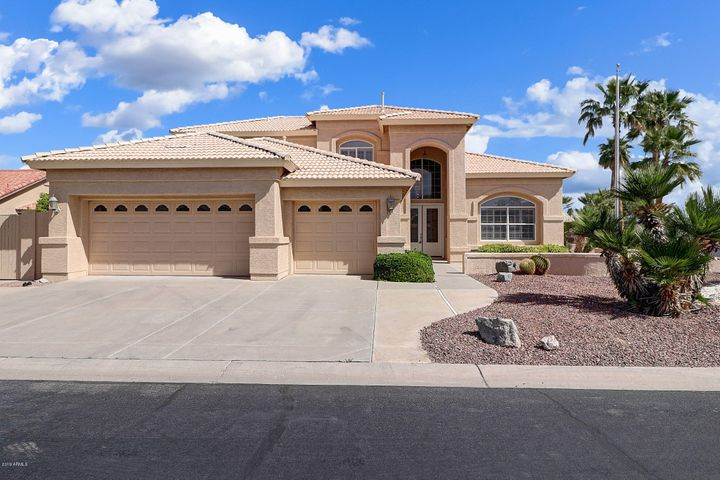 9606 E SUNRIDGE Drive, Sun Lakes, AZ 85248