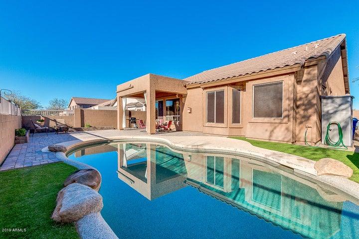 3521 N BARRON, Mesa, AZ 85207