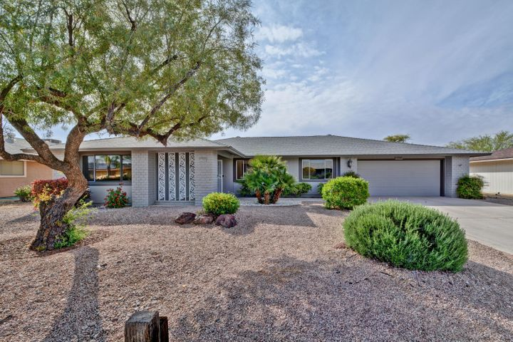 12503 W ALLEGRO Drive, Sun City West, AZ 85375