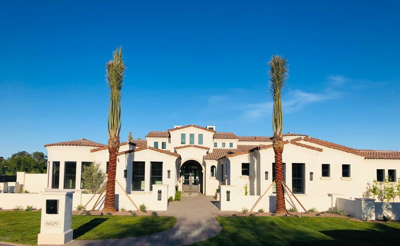 6029 N 62ND Place, Paradise Valley, AZ 85253