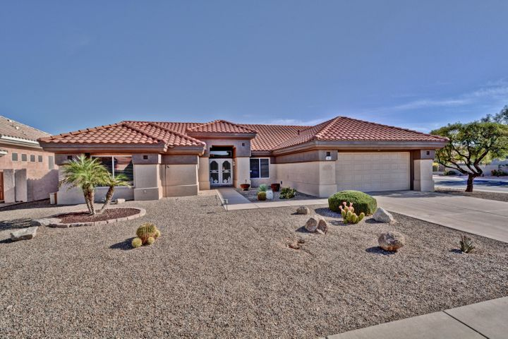 15627 W GREYSTONE Drive, Sun City West, AZ 85375