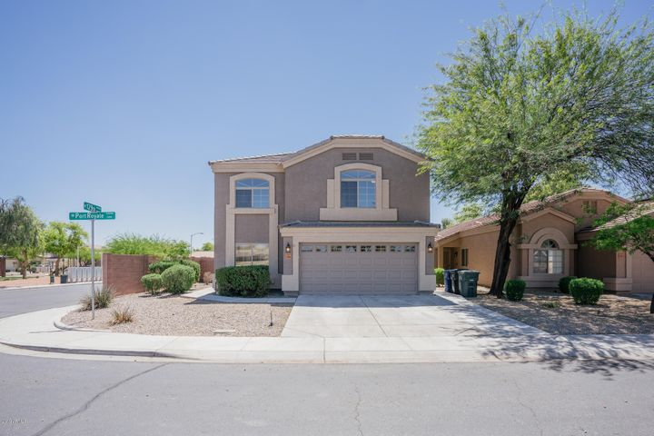 12905 W PORT ROYALE Lane, El Mirage, AZ 85335