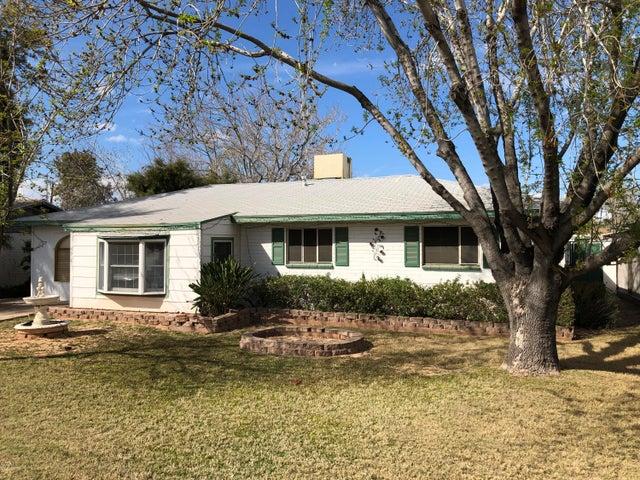 4614 E MONTE VISTA Road, Phoenix, AZ 85008