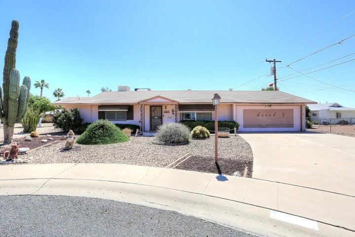 12009 N PAR Court, Sun City, AZ 85351