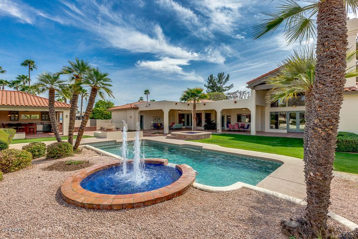 Outdoor living at it's Best! This pristine home has it all!