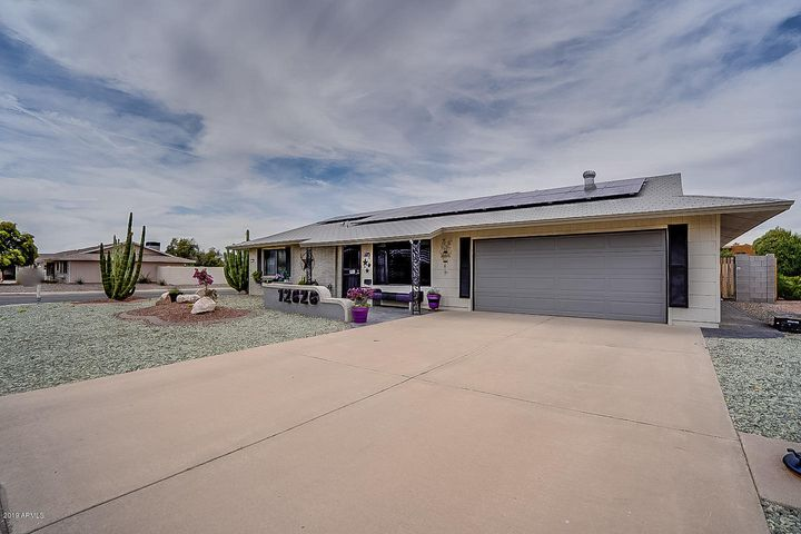 12626 N SUN VALLEY Drive, Sun City, AZ 85351