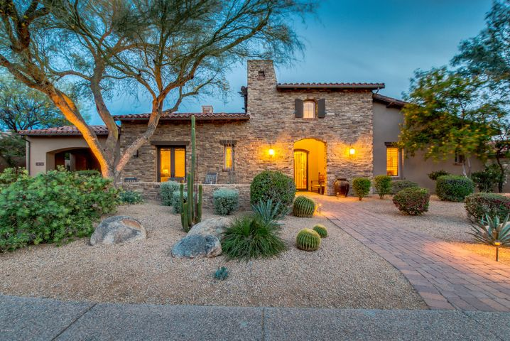 8365 E Tailfeather Drive, Scottsdale, AZ 85255