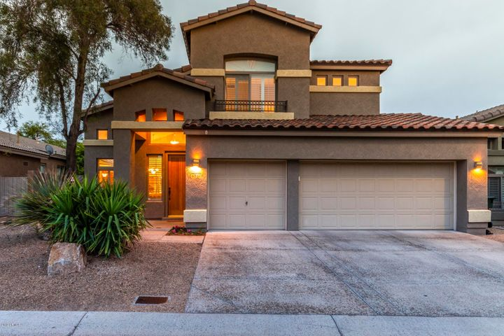 Freshly painted exterior adds to the fabulous curb appeal.