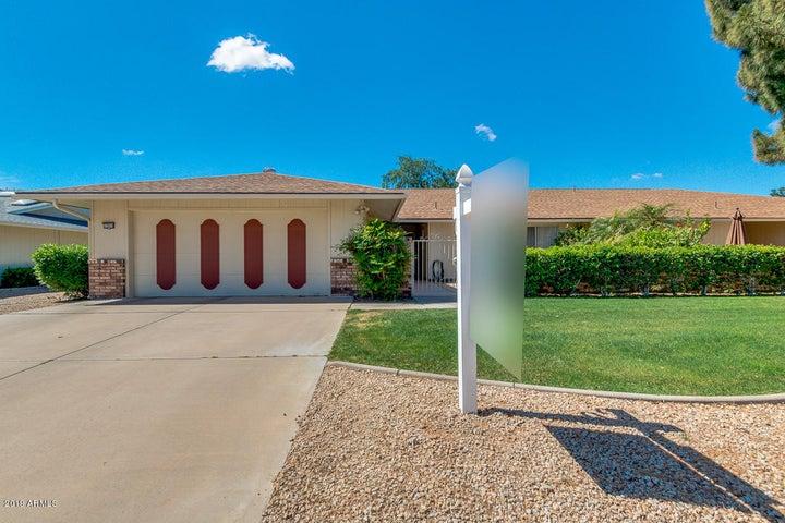 12919 W CASTLE ROCK Drive, Sun City West, AZ 85375