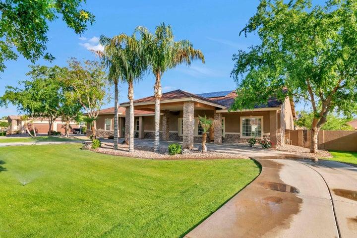 19954 E Via Del Oro Street, Queen Creek, AZ 85142