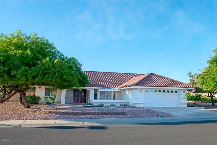 13948 W WHITE WOOD Drive, Sun City West, AZ 85375