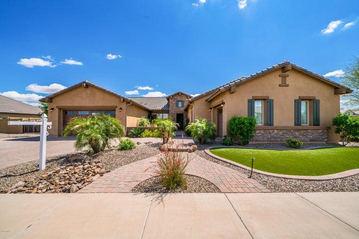 2831 E ORIOLE Drive, Gilbert, AZ 85297
