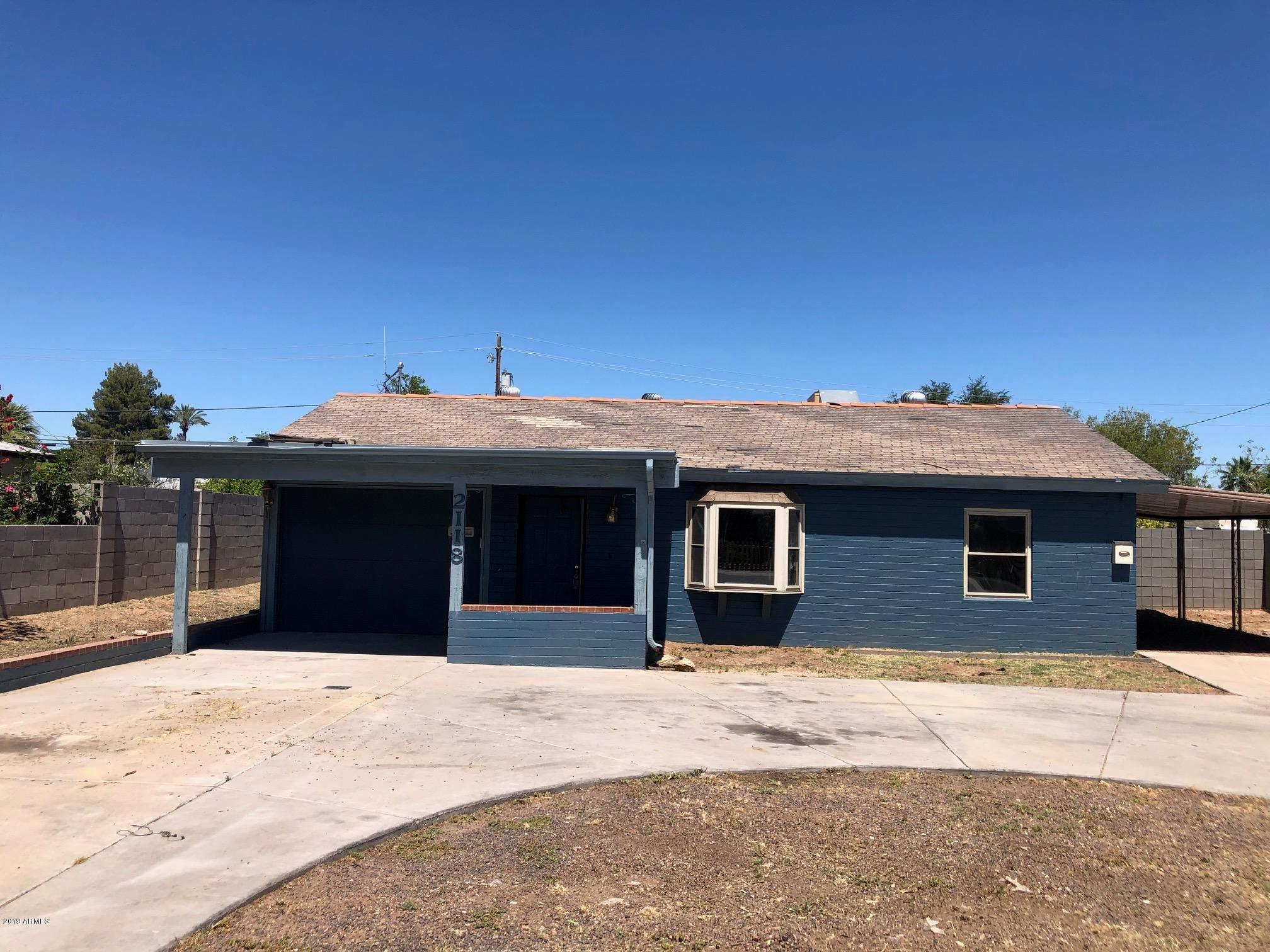 2118 W HAZELWOOD Street, Phoenix, AZ 85015
