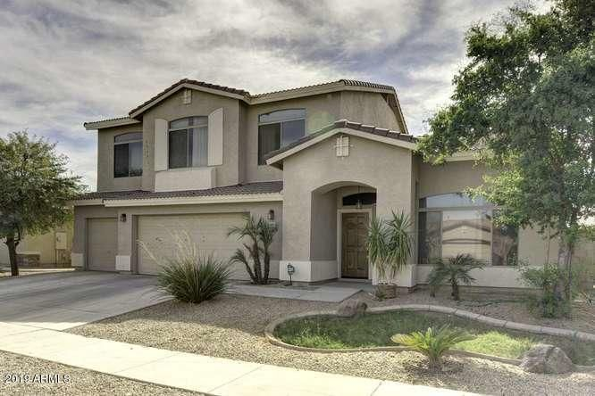 5317 W LA SALLE Street, Laveen, AZ 85339