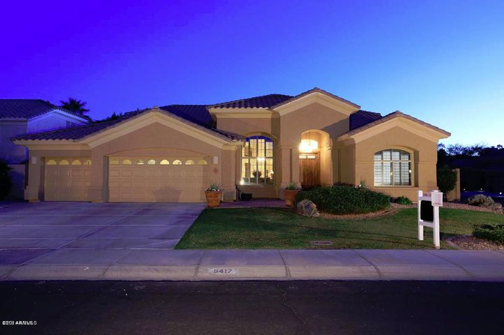 5417 E FRIESS Drive, Scottsdale, AZ 85254