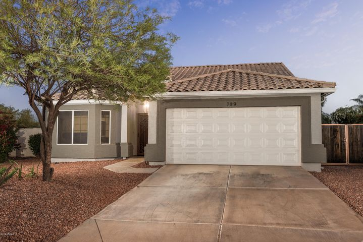 789 N EL DORADO Drive, Gilbert, AZ 85233