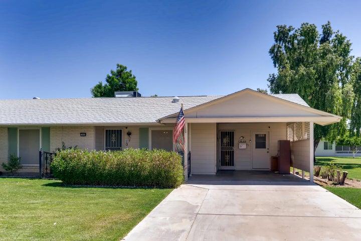 13639 N 103 Avenue, Sun City, AZ 85351