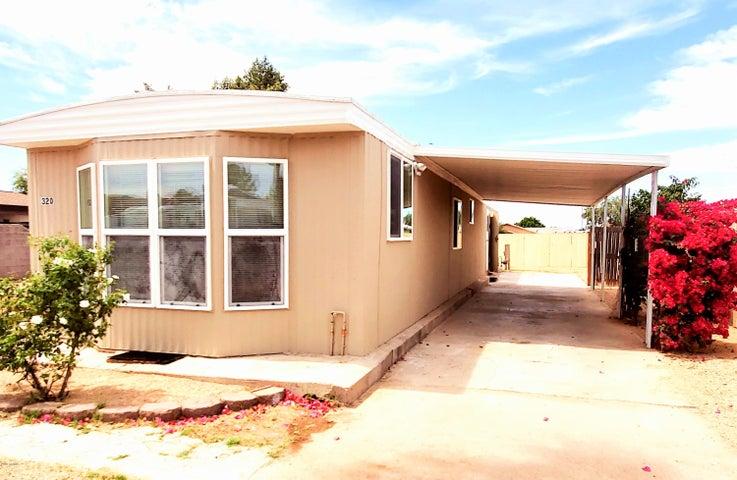 320 S 90TH Place, Mesa, AZ 85208