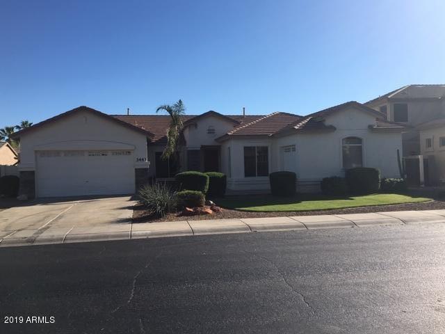 3443 E ROSA Lane, Gilbert, AZ 85297