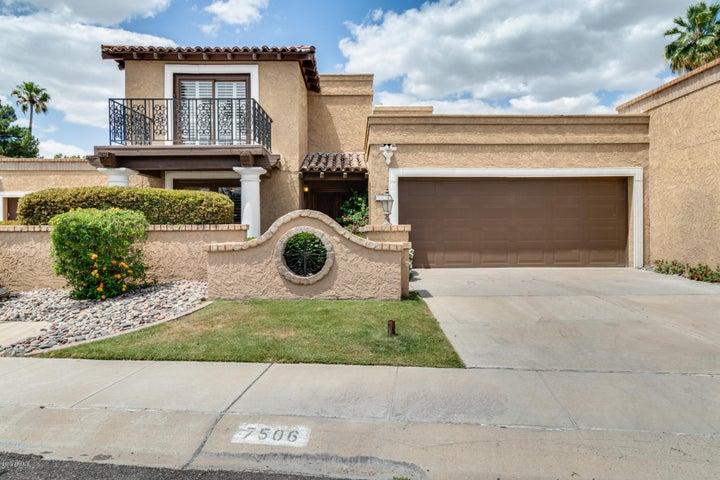 7506 N VIA CAMELLO DEL NORTE, Scottsdale, AZ 85258