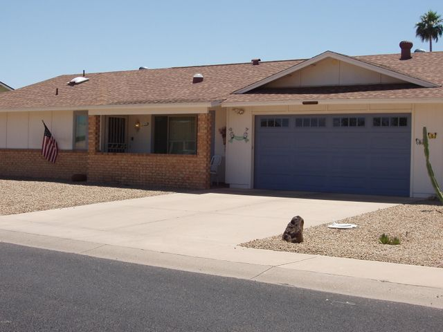 Welcome to 9703 W Wrangler Dr., Sun City, AZ 85373