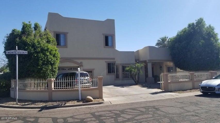 3407 E MONTE VISTA Road, Phoenix, AZ 85008