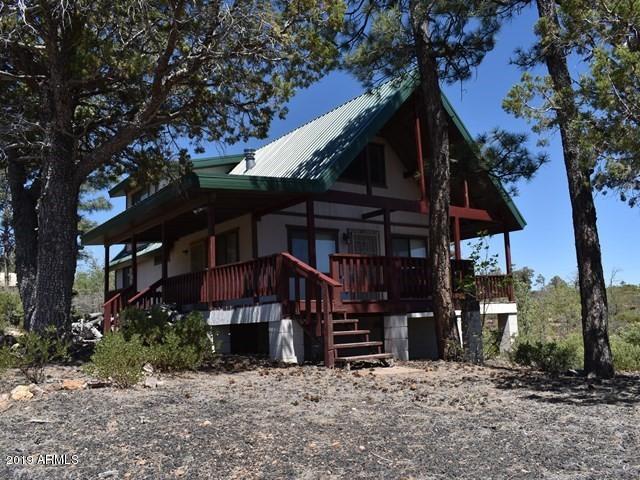 6235 MOGOLLON Trail, Show Low, AZ 85901