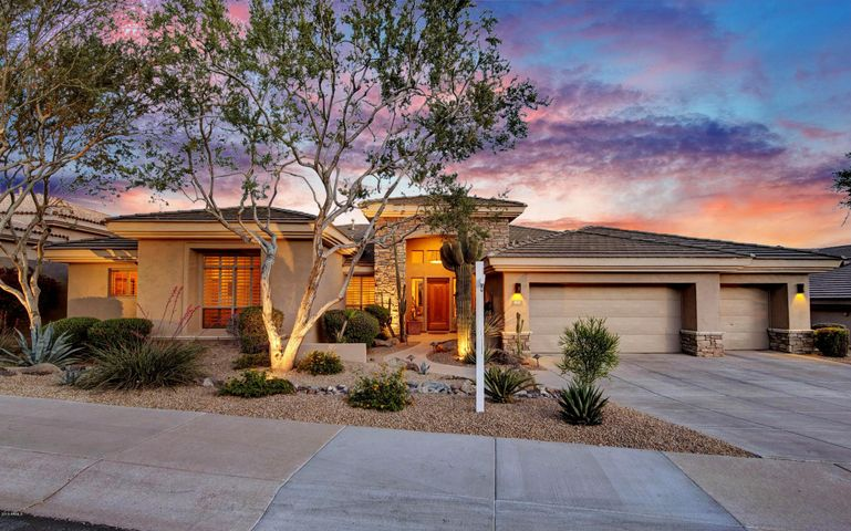 9233 N SUNSET Ridge, Fountain Hills, AZ 85268